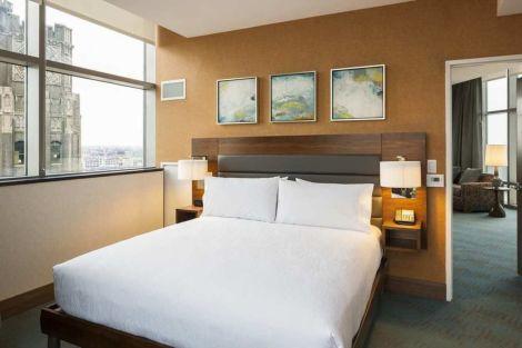 Hotel Hilton Garden Inn Long Island City Queensboro Bridge