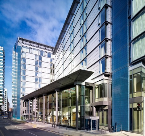 Hotel Doubletree By Hilton Hotel Manchester - Piccadilly