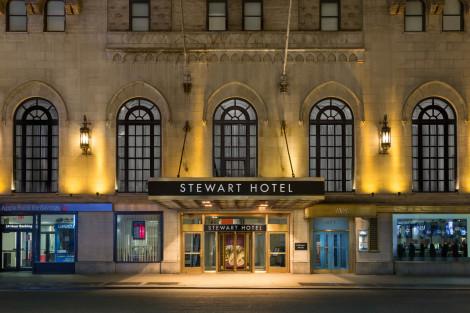 Hotel The Stewart Hotel Nyc