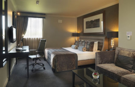 Hotel DoubleTree by Hilton Hotel Dundee
