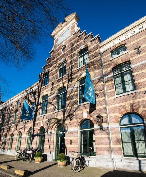 Yays Oostenburgergracht Concierged Boutique Apartments Hotel