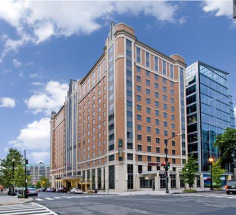 Hotel the eldon luxury suites washington desde 303 rumbo for Hotel luxury definicion