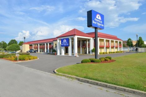 Hotel Americas Best Value Inn - Tupelo / Barnes Crossing