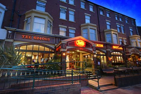 HotelRoyal Ruskin Hotel