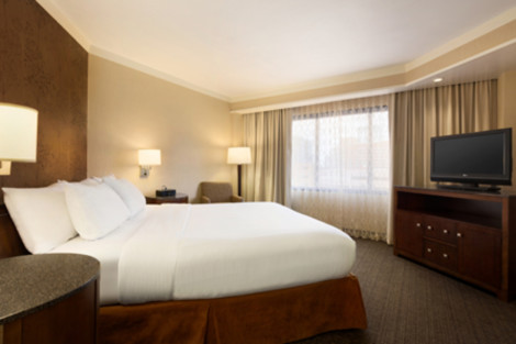 Hotel Embassy Suites By Hilton Austin Downtown Town Lake