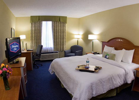 Hotel Hampton Inn Ft. Lauderdale/Downtown Las Olas Area