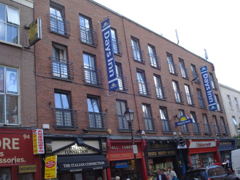 Hotel Dublin Central Inn
