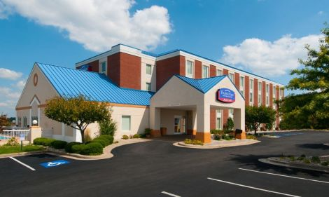 Hotel Fairfield Inn & Suites By Marriott Beckley