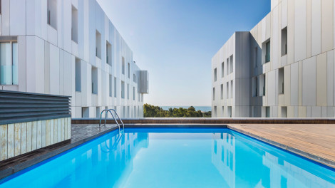 Appartements Lugaris Beach Apartments