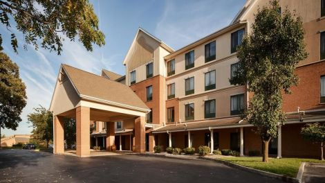 Hotel Best Western Plus Kalamazoo Suites