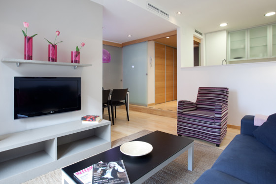 Apartamentos Lugaris Rambla Apartments