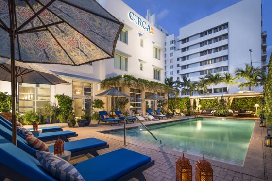 Hotel Circa 39 Hotel Miami Beach