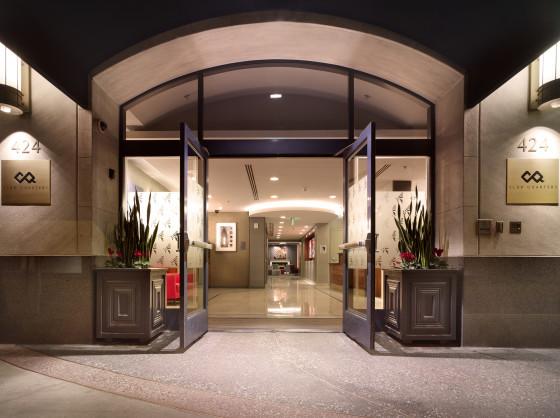 Club Quarters San Francisco Hotel