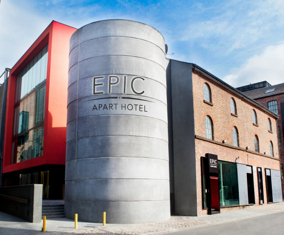 Epic Apart Hotel - Seel Street, Liverpool Hotel