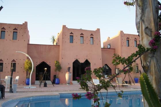 Hotel La Kasbah Chwiter