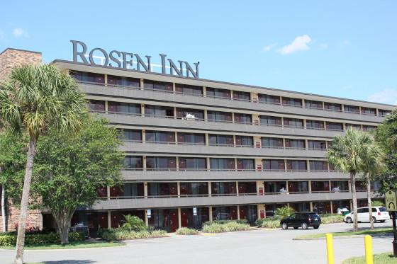 Rosen Inn International Drive Hotel