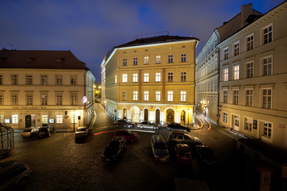 Residence u malvaze hotel prague from 120 for Charles hotel prague