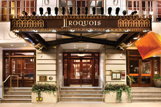 Hotel The Iroquois New York