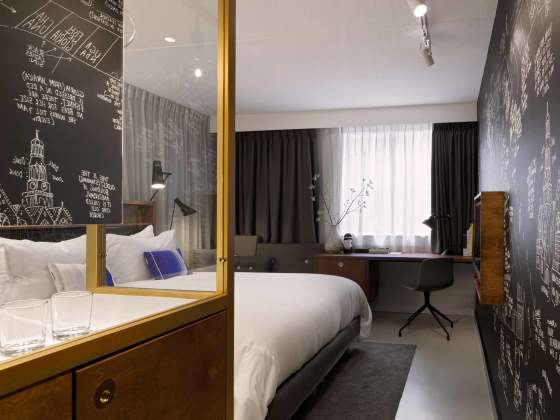 Hotel Ink Hotel Amsterdam By Mgallery