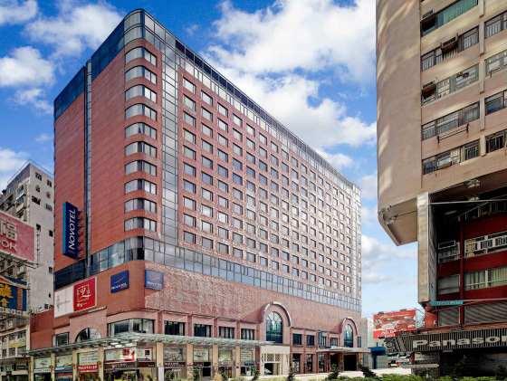 Novotel Hong Kong Nathan Road Kowloon Hotel