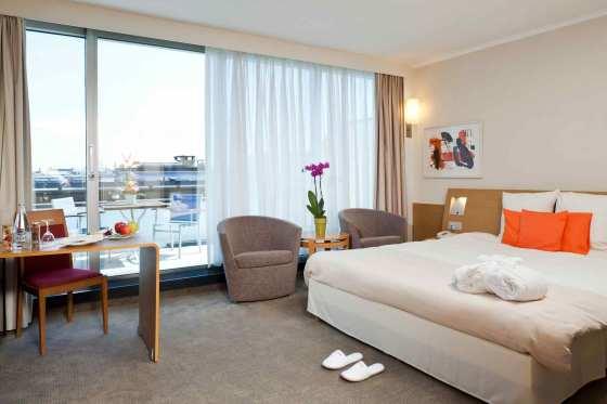 Hotel Novotel Geneve Centre