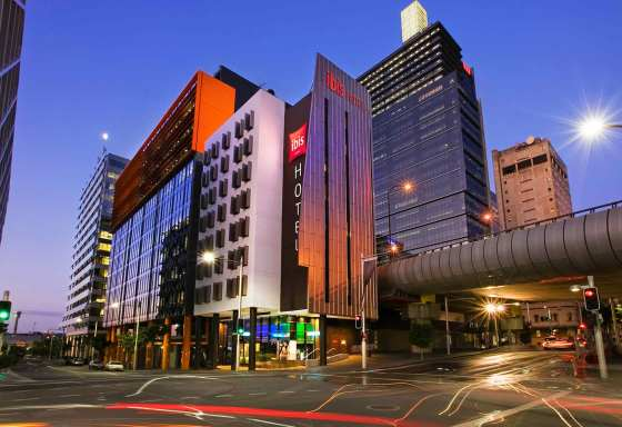 Ibis Sydney King Street Wharf Hotel
