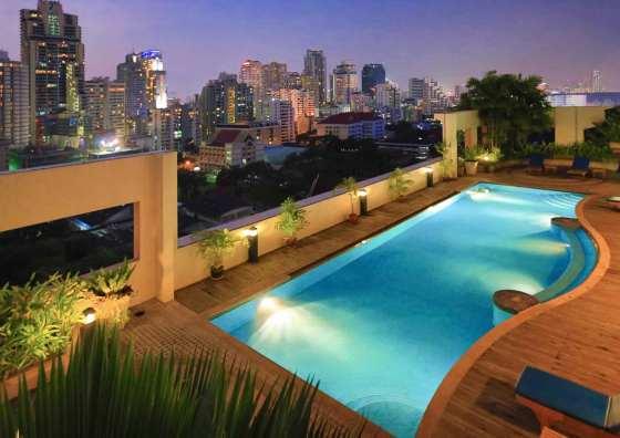 Grand Mercure Bangkok Asoke Residence Hostel