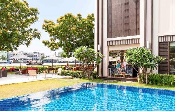 Ibis Bangkok Riverside Hotel