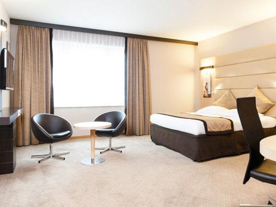 Hotel Novotel Brussels Midi Station