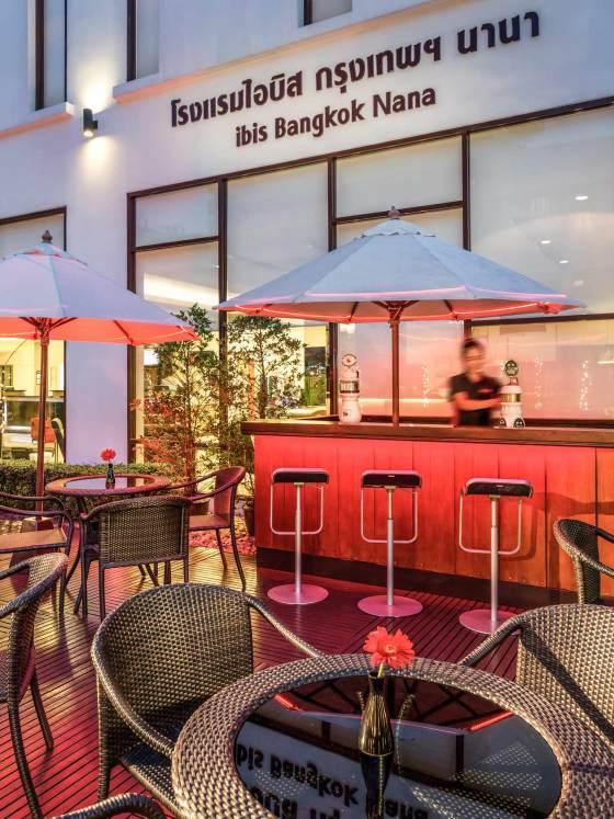 Ibis Bangkok Nana Hotel