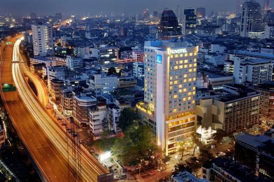Novotel Bangkok Fenix Silom Hotel