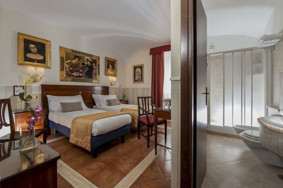 Hotel tre stelle hotel rome from 38 for Hotel tre stelle barcellona
