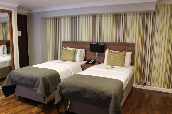 Apartamentos Best Western Mornington Hotel