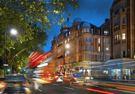 Hilton London Hyde Park Hotel