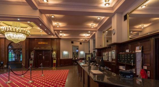 Hotel Britannia Country House Hotel & Spa