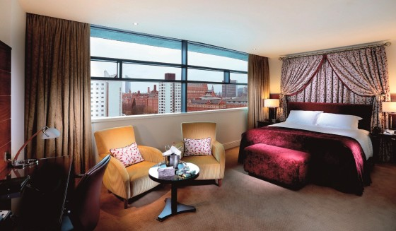 Spa deals hilton hotel manchester