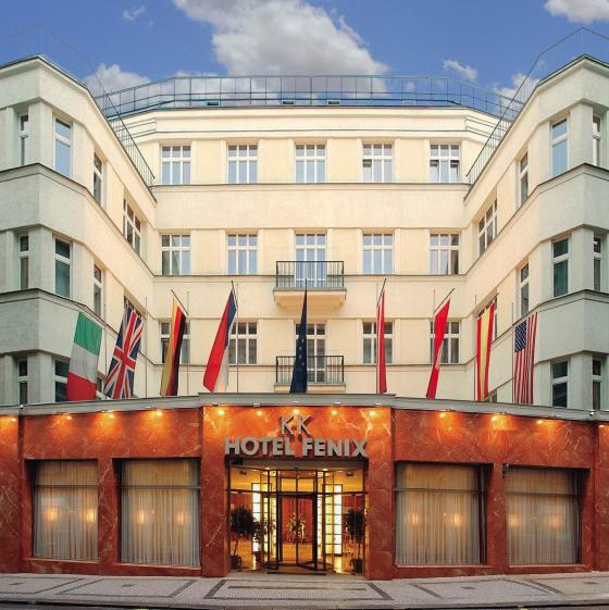 Ramada prague city centre hotel prague from 173 for Hotels in prague city centre