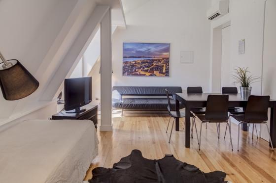 Apartamentos Lisbon Serviced Apartments - Praca Do Municipio