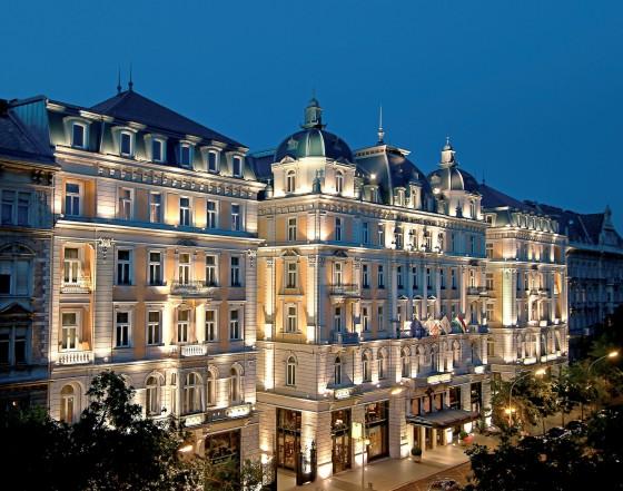 Hotel Corinthia Hotel Budapest Superior
