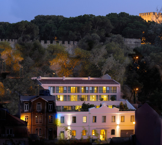 Hotel Olissippo Castelo Hotel
