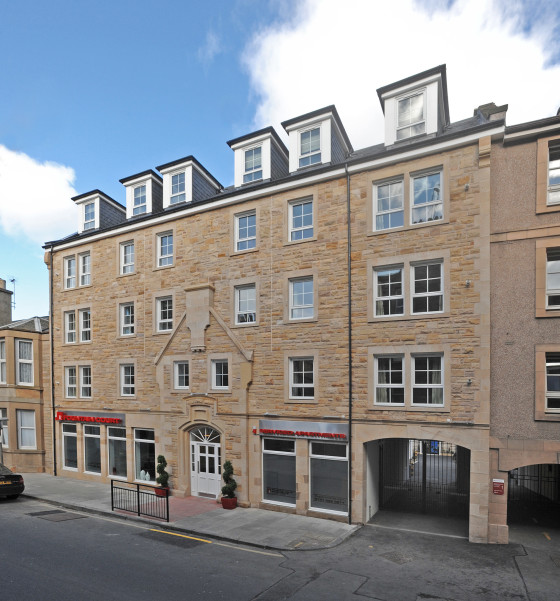 Fountain Court Apartments - Grove Executive Hotel