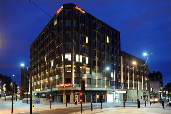 Hampton By Hilton Newcastle Hotel
