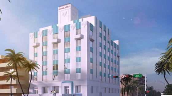 Hotel Hilton Garden Inn Miami South Beach-royal Polo