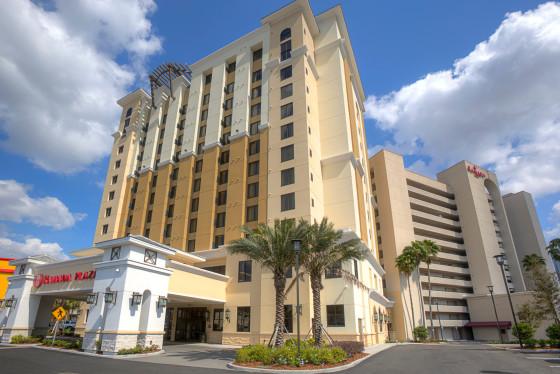 Ramada Plaza Resort Suites Orlando/international Drive Hotel