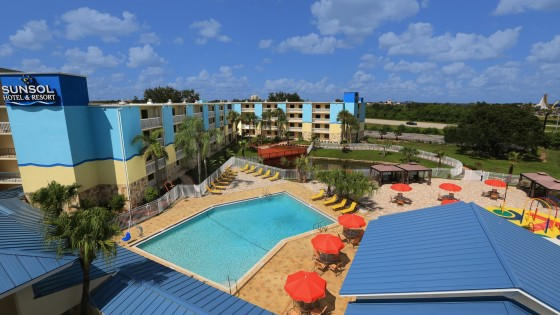 Sunsol International Drive Hotel
