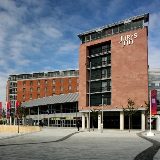 Jurys Inn Liverpool Hotel