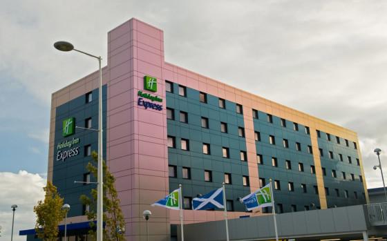 Hotel Holiday Inn Express Aberdeen - Exhibition Centre