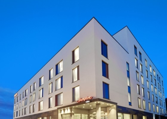 Hampton By Hilton Bournemouth Hotel