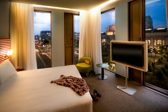 Glam Milano Hotel