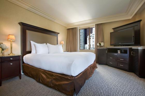 Hilton Checkers Los Angeles Hotel